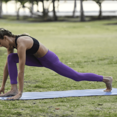 Discovering the Yoga Leggings from the Canadian Brand Lapasa
