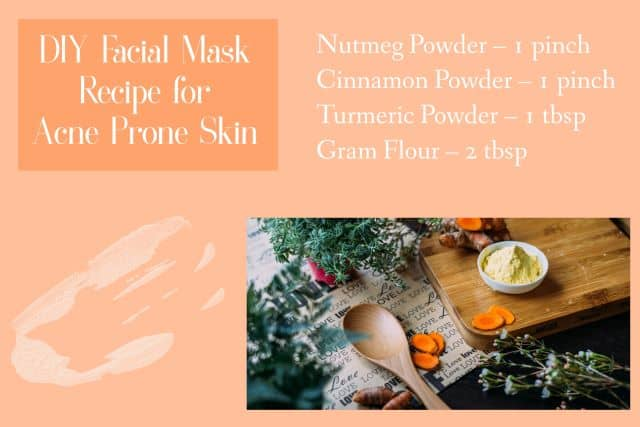 Best DIY Cleansing Face Mask for Acne