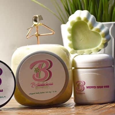 Bellalicious Bath & Body Product Review – Hemp Soap & More!