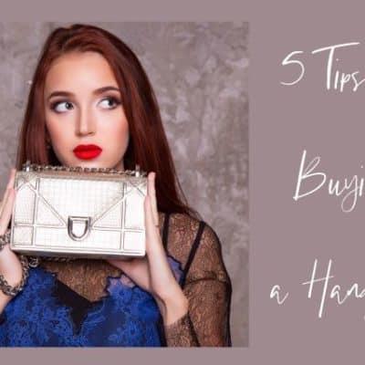 tips for buying handbags