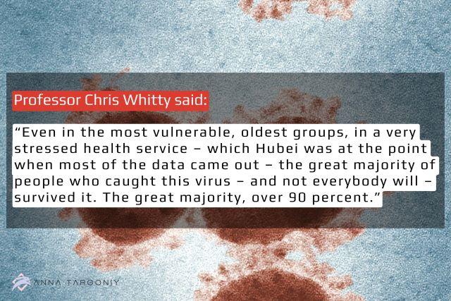 coronavirus immune system boosting tips